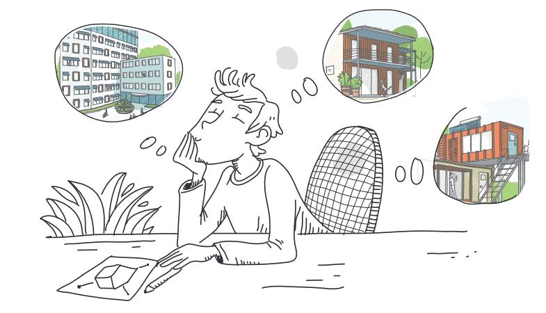 L_Ademe décrit ce à quoi ressembleront nos logements en 2050