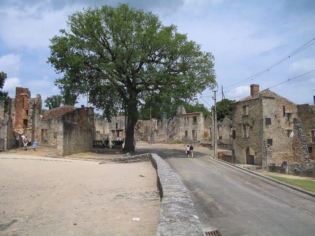 L'association du train touristique propose un parcours du souvenir de Toulouse à Oradour-sur-Glane @DNA Denis