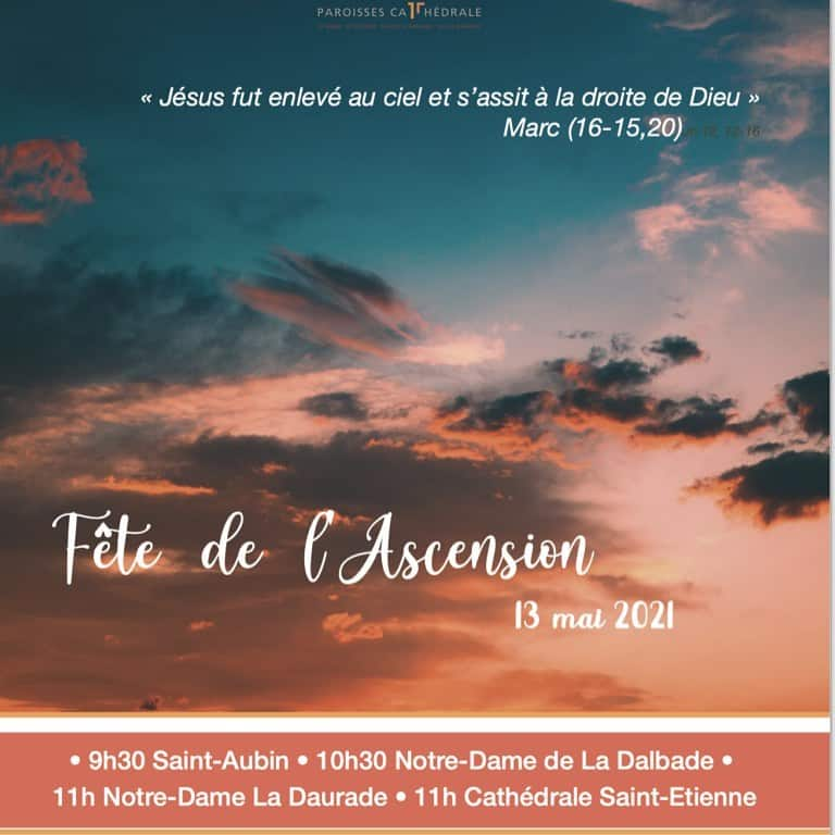 Ascension messe Toulouse