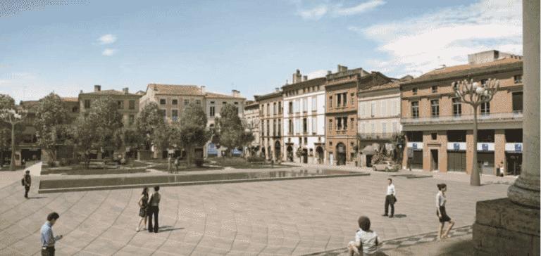 Montauban : les aménagements intérieurs du parking Roosevelt ont débuté