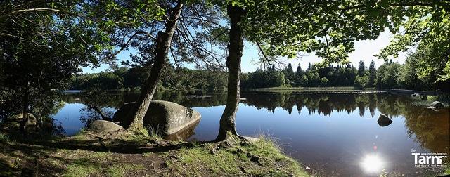 lac Merle Sidobre Tarn