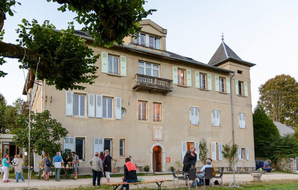 château partagé
