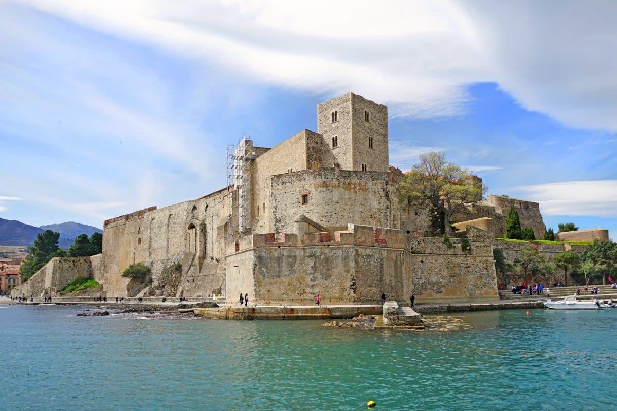 Et si le châtau Royal de Collioure était élu monument préféré des français ? Jean-Pierre Dalbéra CC BY 2.0