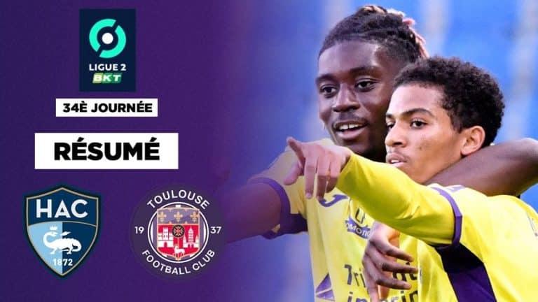 Ligue 2 : Le TFC retrouve le chemin de la victoire au Havre (0-1)