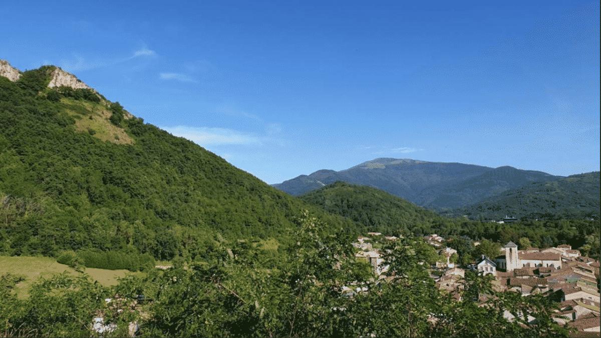 pic Montgailhard Ariège Pyrénées Tourisme