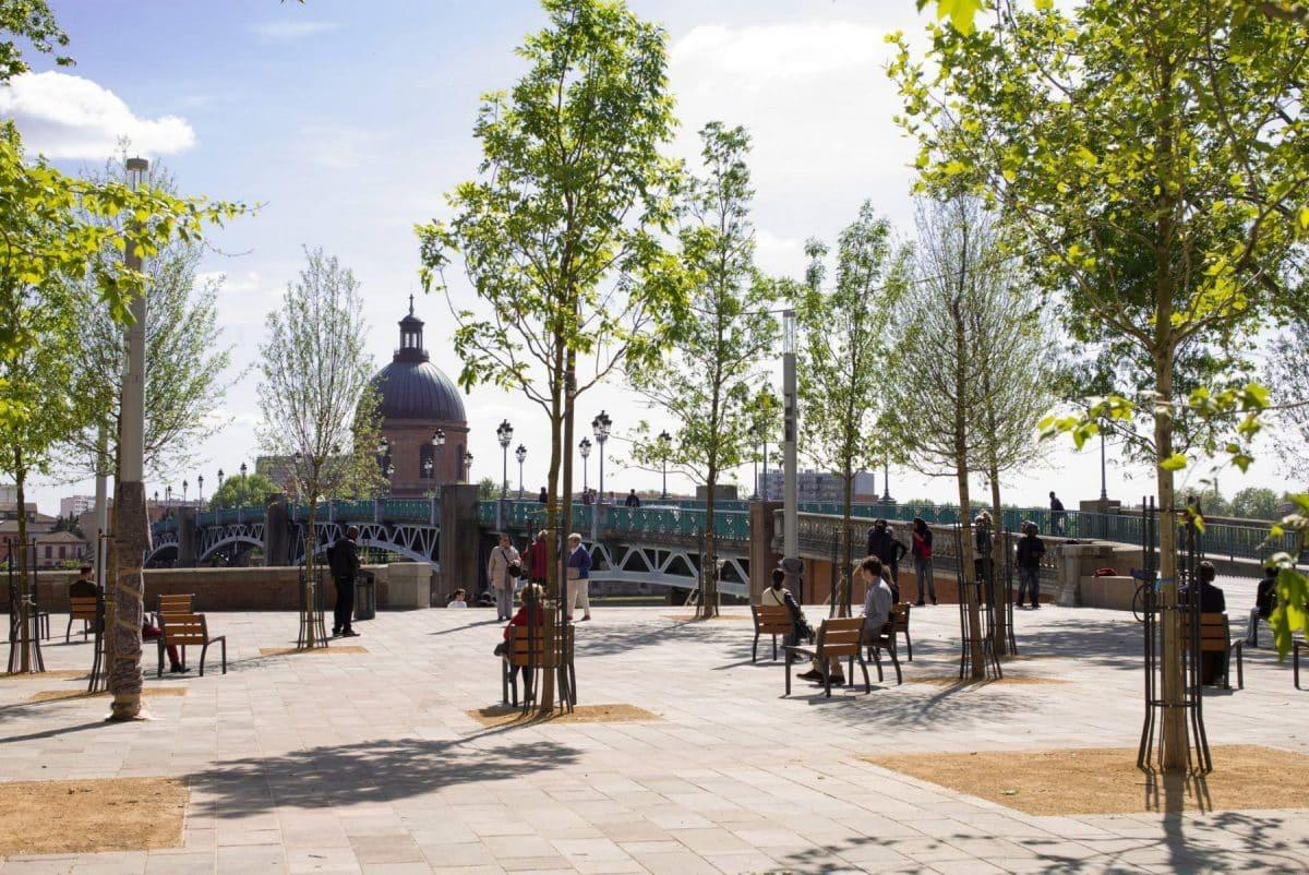 place Saint-Pierre Toulouse