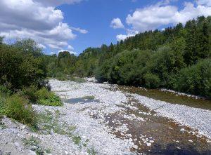 Des restrictions aux usages de l'eau s'appliquent depuis samedi 7 août dans le département du Lot (photo d'illustration). Florian Pepellin CC-BY-SA 4.0