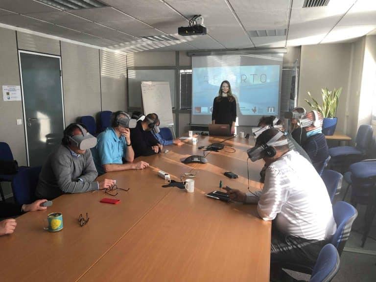 Reverto: la réalité virtuelle pour voir les violences sexistes en face