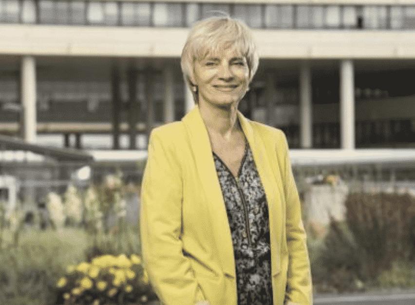 Aude élections départementales Hélène Sandragné