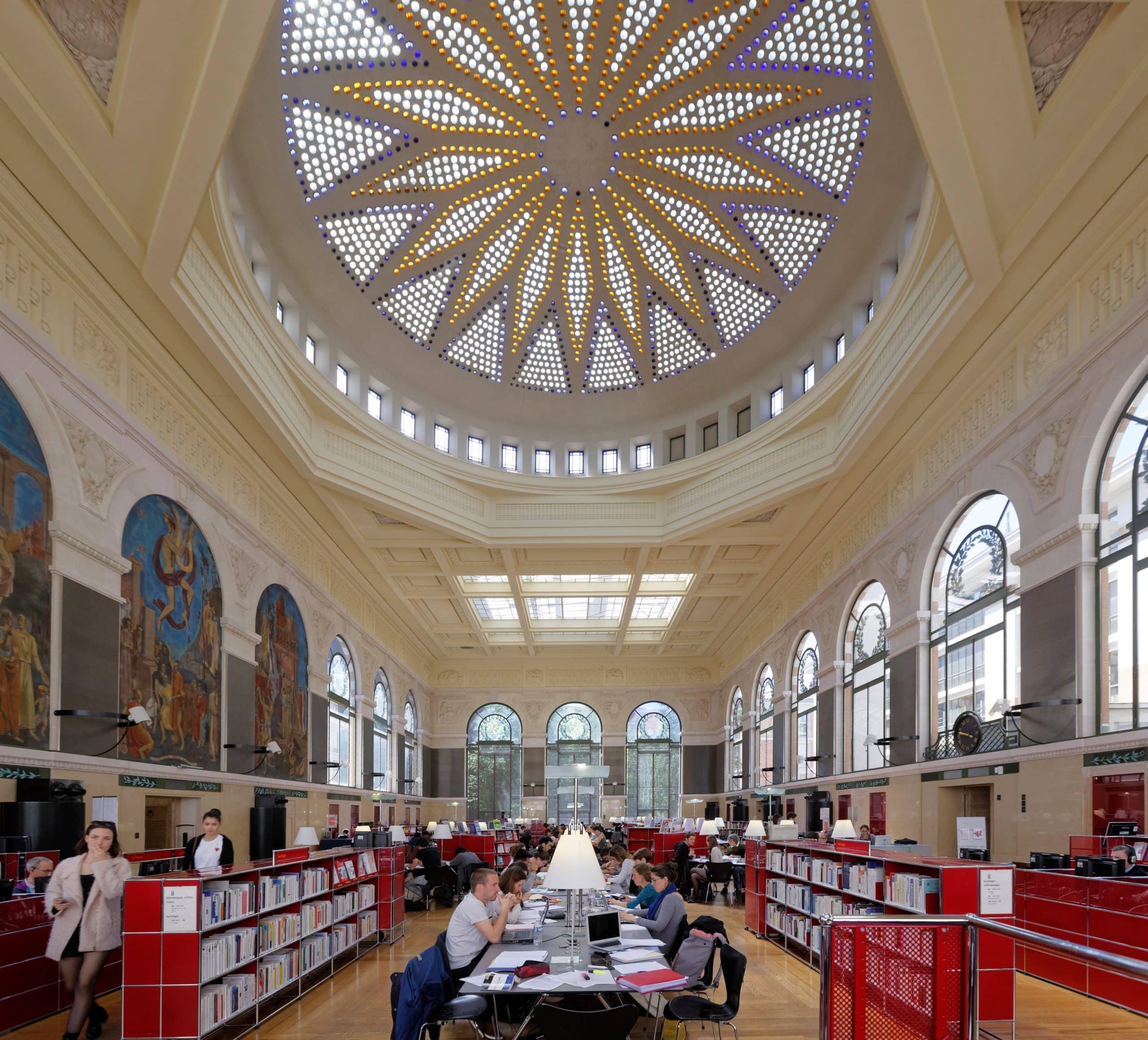 Bibliothèque étude patrimoine Toulouse