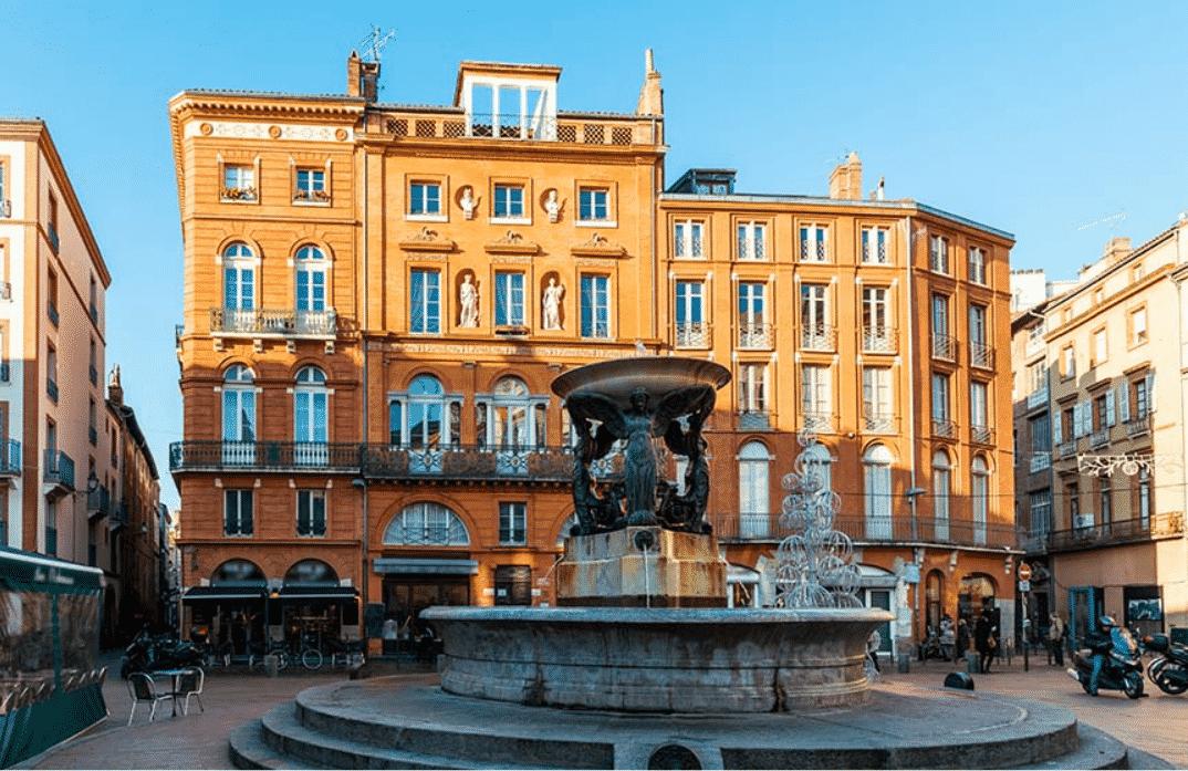 Carmes Trinité Toulouse