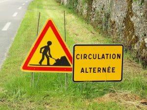 La place de Belfort, à Narbonne le département de l'Aude, sera en travaux à partir du lundi 4 octobre pour une durée d'un mois.@François Goglins