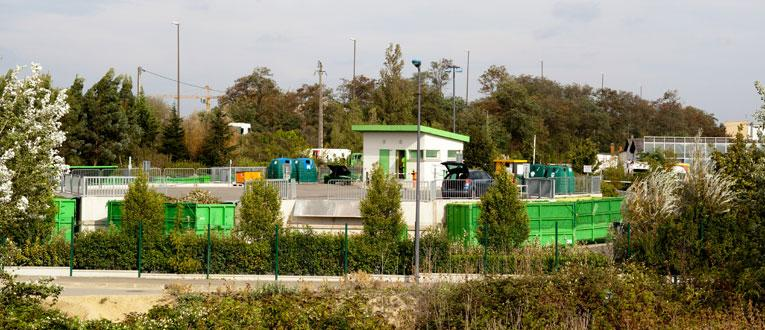 En 2019, chaque habitant de Toulouse Métropole a déposé en moyenne 83 kilos de déchets en déchetterie @ToulouseMétropole