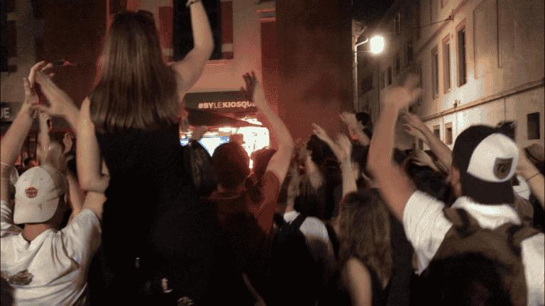 Stade Toulousain : scènes de joie à Toulouse après la qualification en finale
