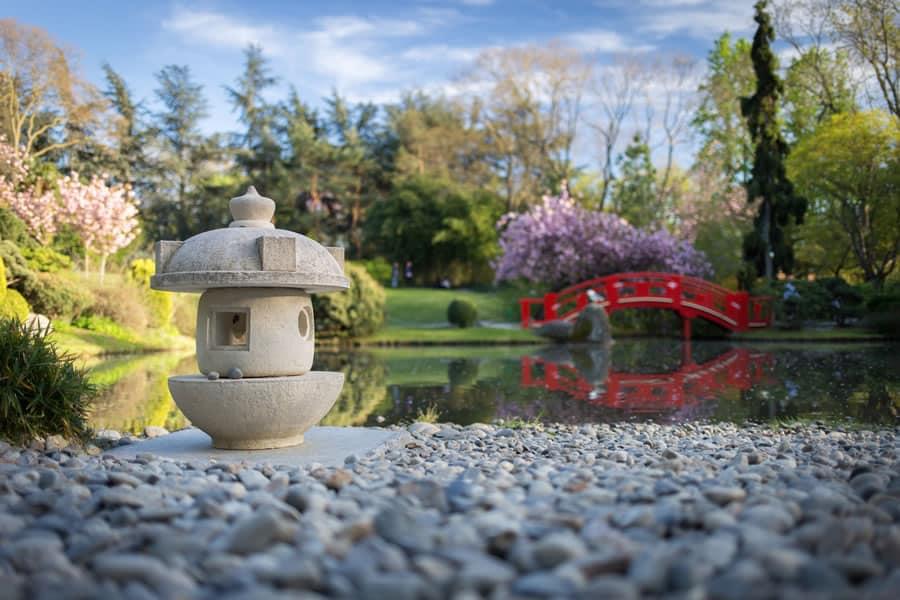 Jardin japonais Compans Caffarelli Toulouse