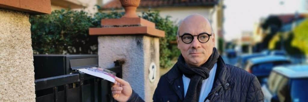 Jean-Baptiste de Scoraille est candidat à sa réélection aux départementales de Haute-Garonne, dans le canton 10 @Jean-Baptiste de Scoraille