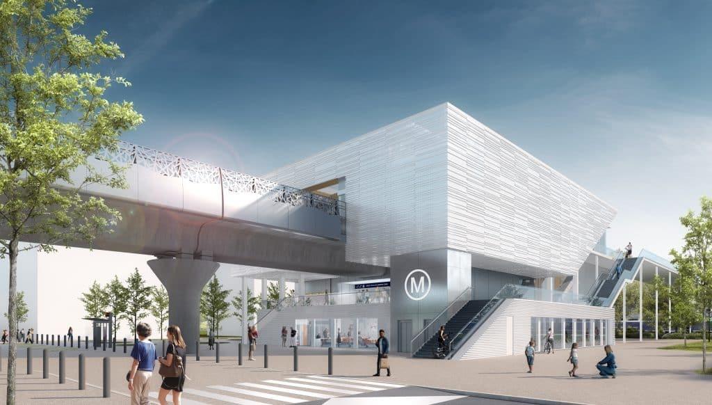 Le calendrier des travaux de la troisième ligne du métro de Toulouse est fixé @SéquencesArchitectureEtUrbanisme
