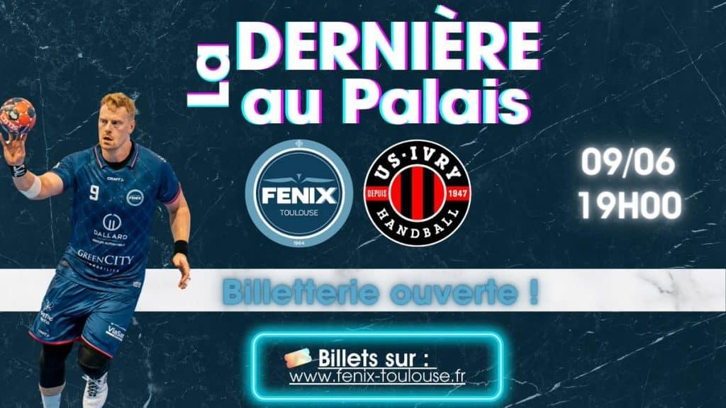 Le fenix de Toulouse joue sa qualification européenne le 9 juin contre l'US Ivry