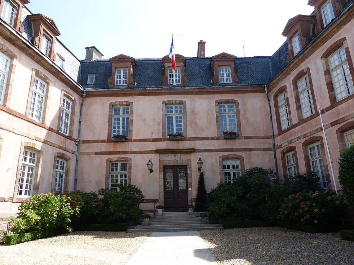 L'hôtel de préfecture d'Aveyron, à Rodez @ BUFO88
