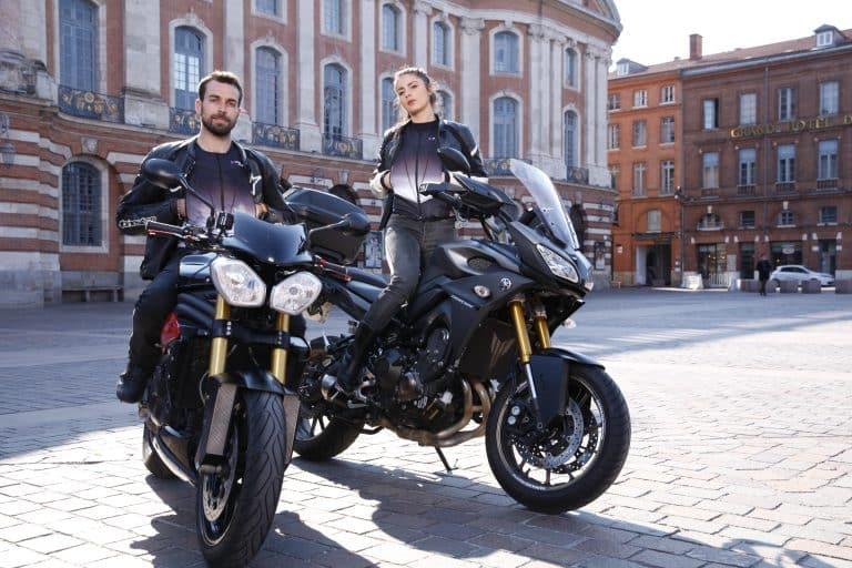 Chill Ride. La start-up toulousaine invente un gilet rafraîchissant et chauffant pour motards