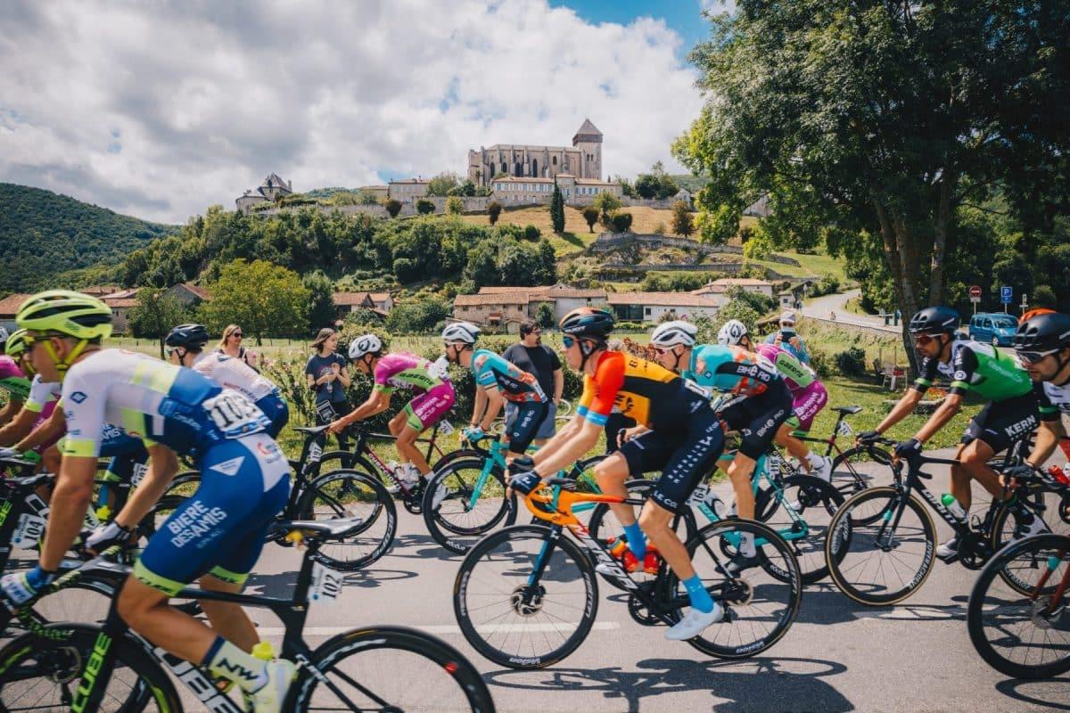 La Route d'Occitanie fera halte dans la station du Mourtis pour sa troisième étape. Crédit : Aurélien Ferreira/CD31