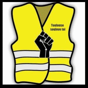 Gilets jaunes Toulouse