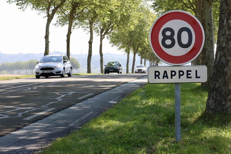 La préfecture de l'Aveyron vient de diffuser la liste des contrôles routiers qui auront lieu cette semaine dans le département routes départementales limitation