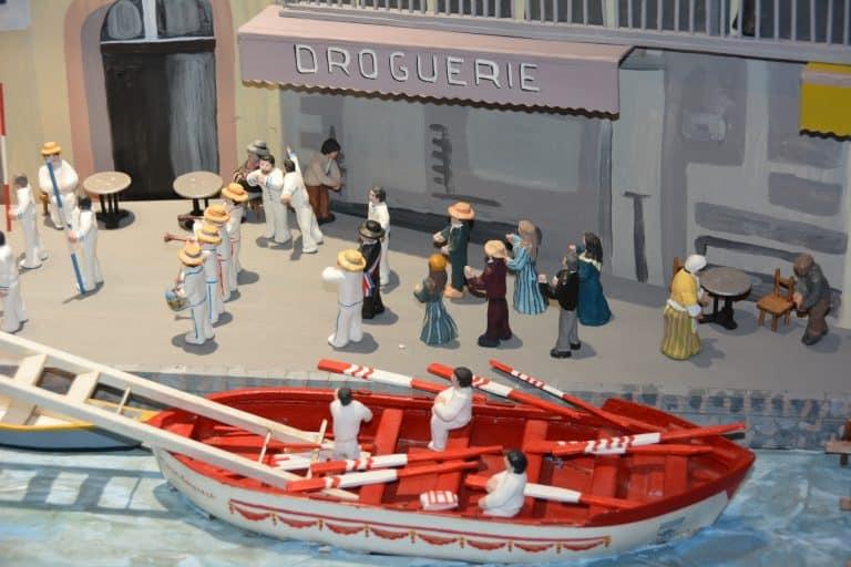 """Hérault. Réouverture en version """"santonade"""" du musée du patrimoine de Palavas-les-Flots"""