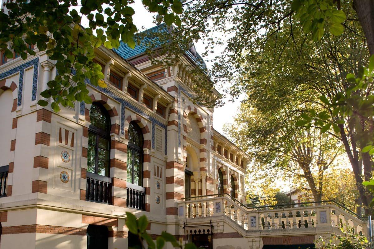 musée Georges Labit Toulouse.