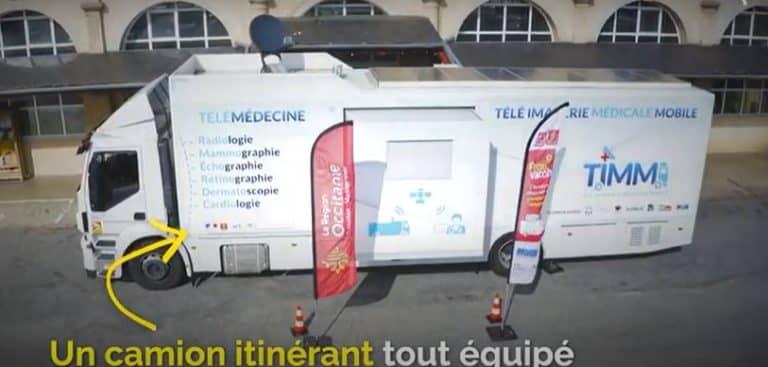 Tarn. Un camion pour vacciner les personnes éloignées des soins ce mardi