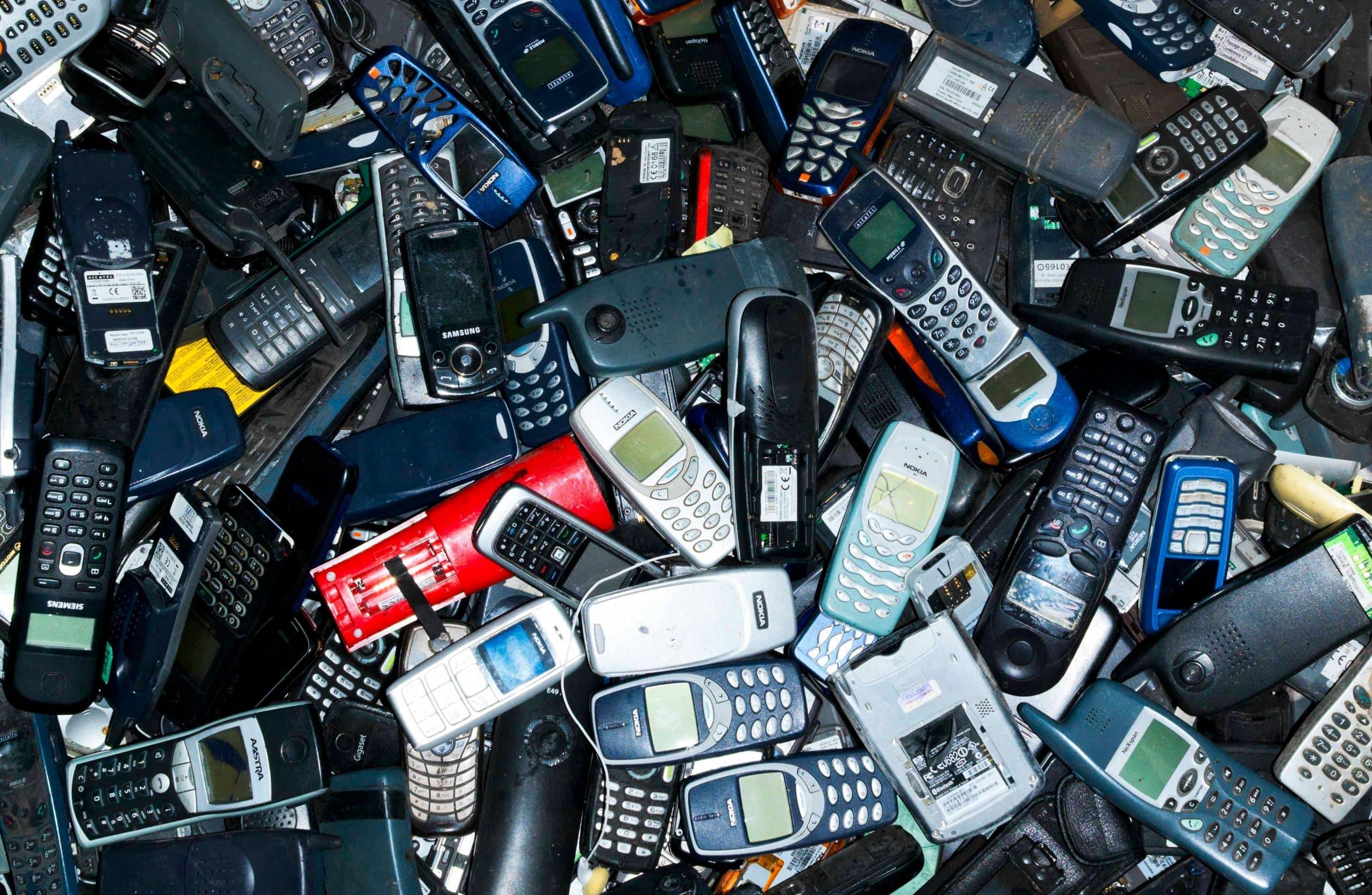 collecte téléphones luchon
