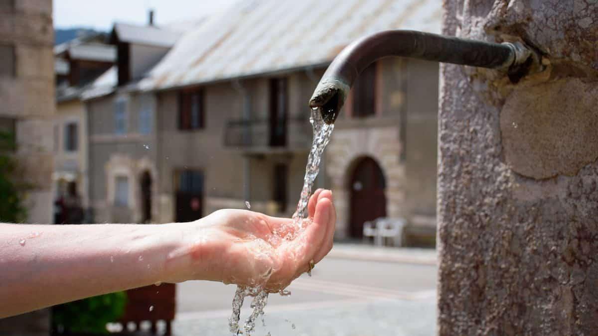 """Il existe plus de 150 """"bornes-fontaines"""" à Toulouse. Licence Pixabay"""