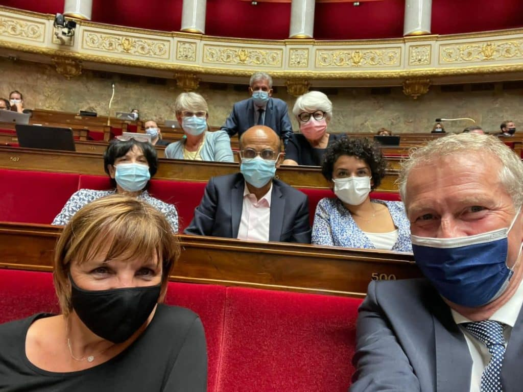 députés Occitanie pass sanitaire