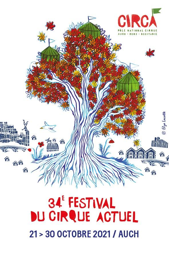 34e Festival du cirque actuel Auch 2021