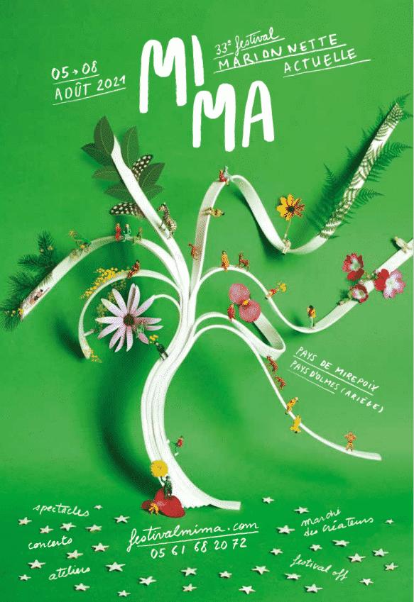 Ariège Mirepoix festival MIMA de marionnette actuelle