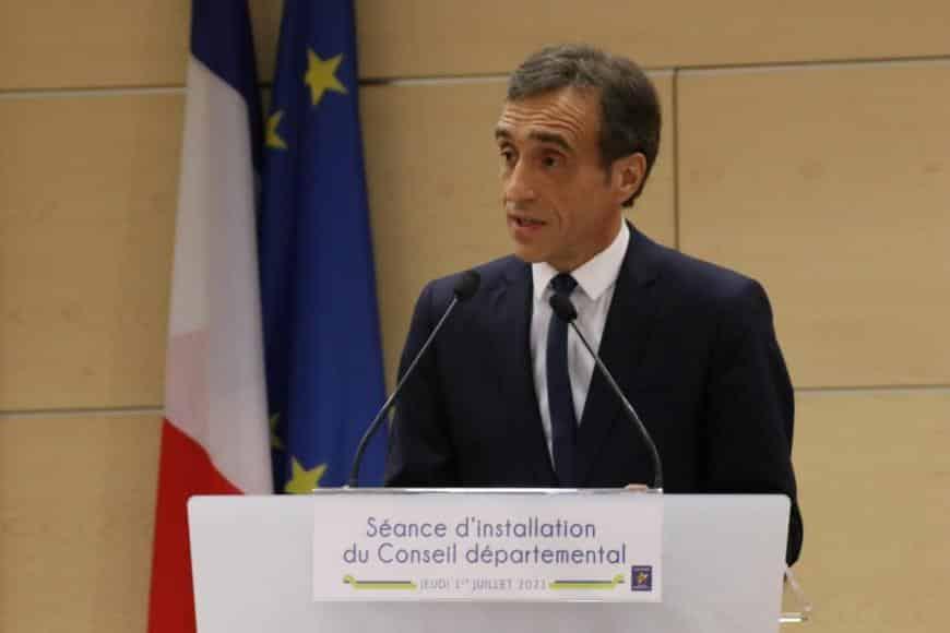 Arnaud Viala a été élu, ce jeudi 1er juillet, président du Conseil départemental de l'Aveyron, par les conseillers élus le 27 juin dernier