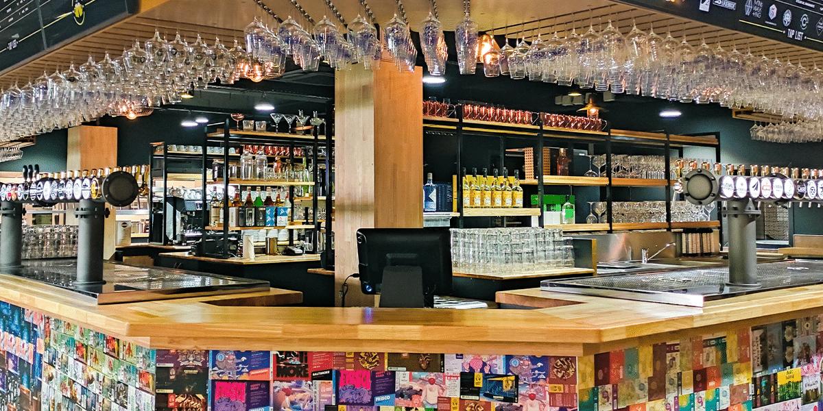 Bièrothèque bar à bières