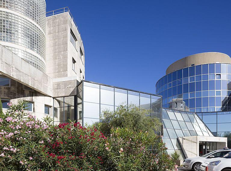 Covid jeux olympiques Montpellier hôpital
