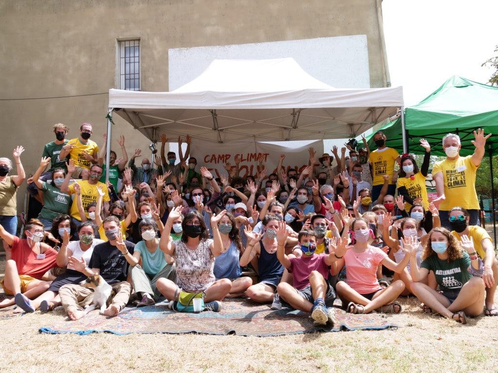 Camp Climat Toulouse