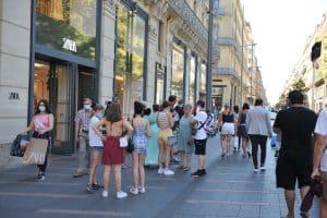 La Grande braderie de Toulouse se termine ce samedi 11 septembre. La meilleure saucisse de Toulouse sera élue à la mi-journée sur la place du Capitole. / © Laëtitia Soula