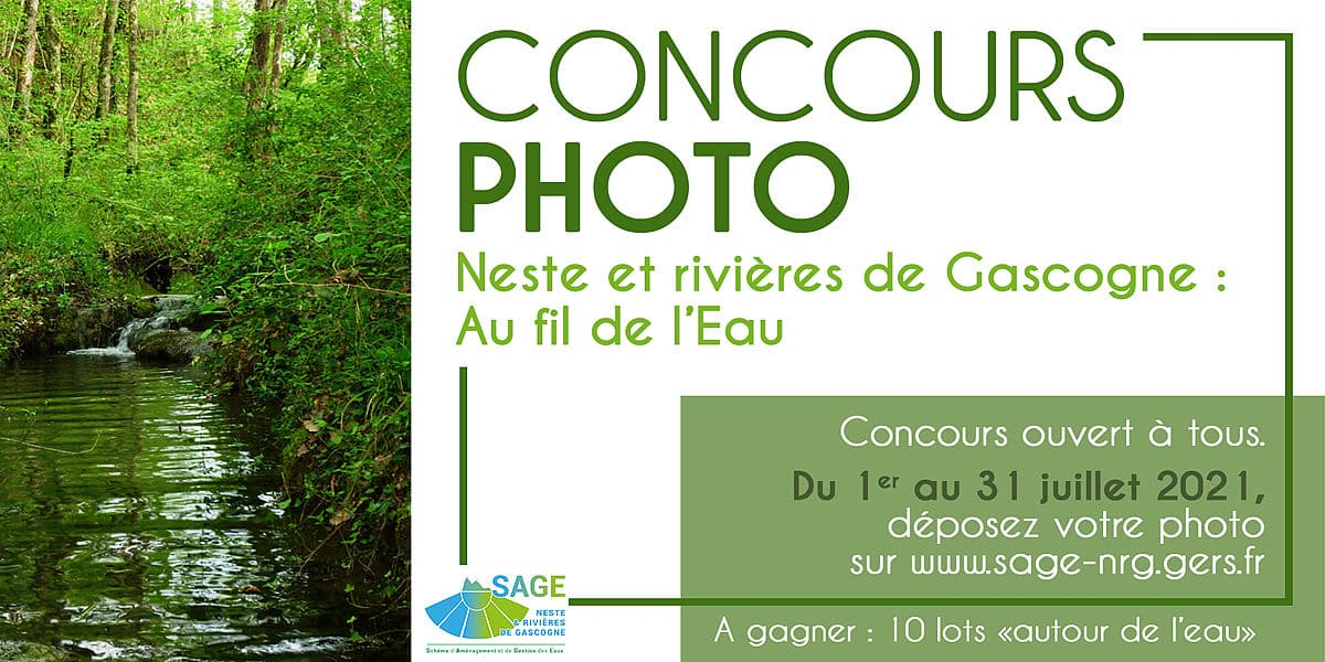 Gers concours photo