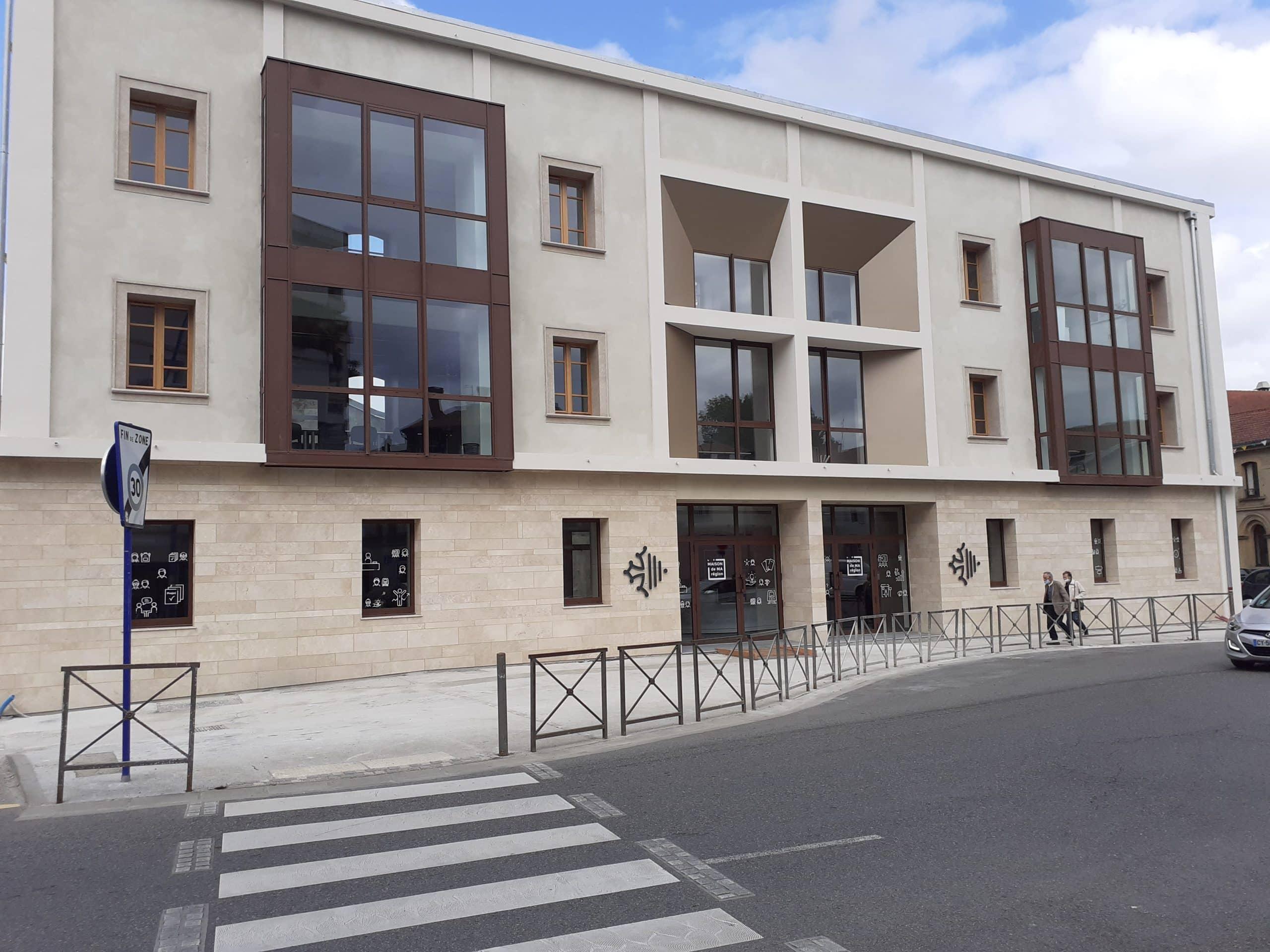 La 17ème Maison de ma Région ouvre à Saint-Gaudens, en Haute-Garonne, pour faciliter l'accès des citoyens aux services publics @RégionOccitanie