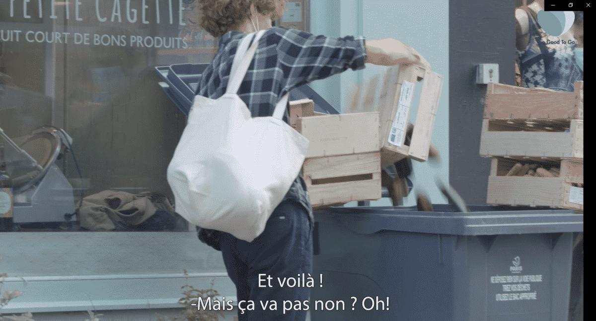L'application Too Good To Go publie une vidéo choc en caméra cachée pour sensibiliser le grand public au gaspillage alimentaire
