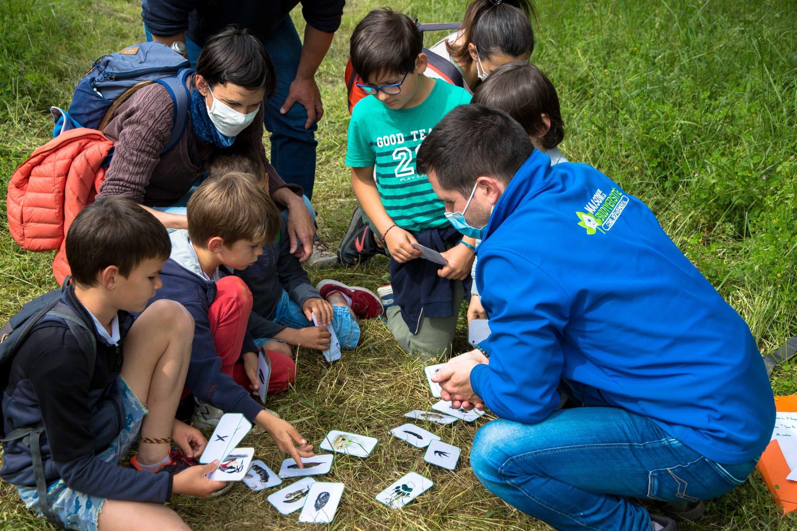 Le Conseil départemental de la Haute-Garonne propose, cet été, des balades commentées et des animations gratuites au cœur de la forêt de Buzet @CD31