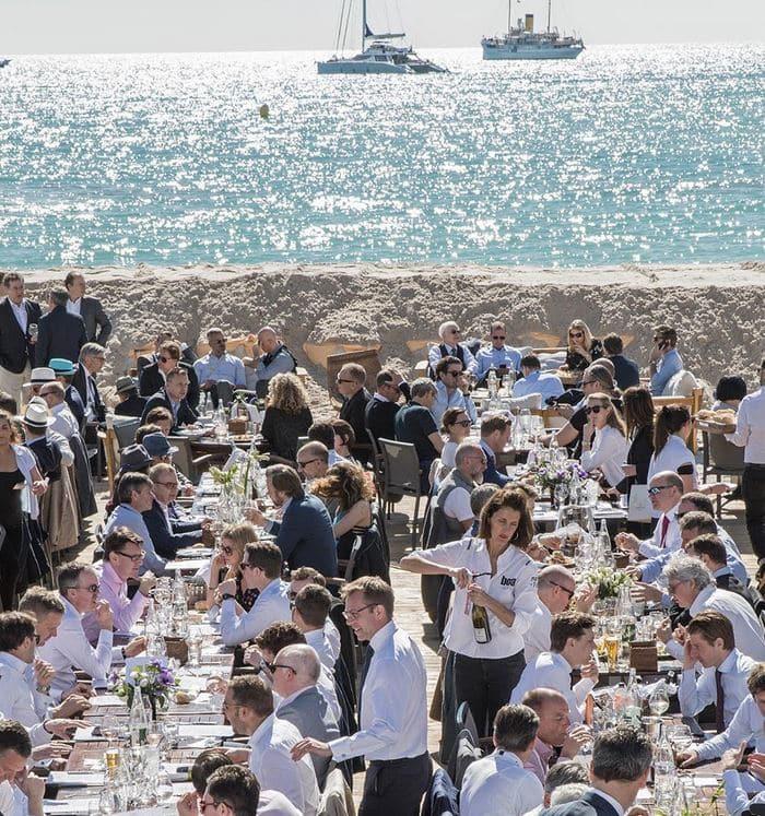 Le Marché international des professionnels de l'immobilier (MIPIM) de Cannes