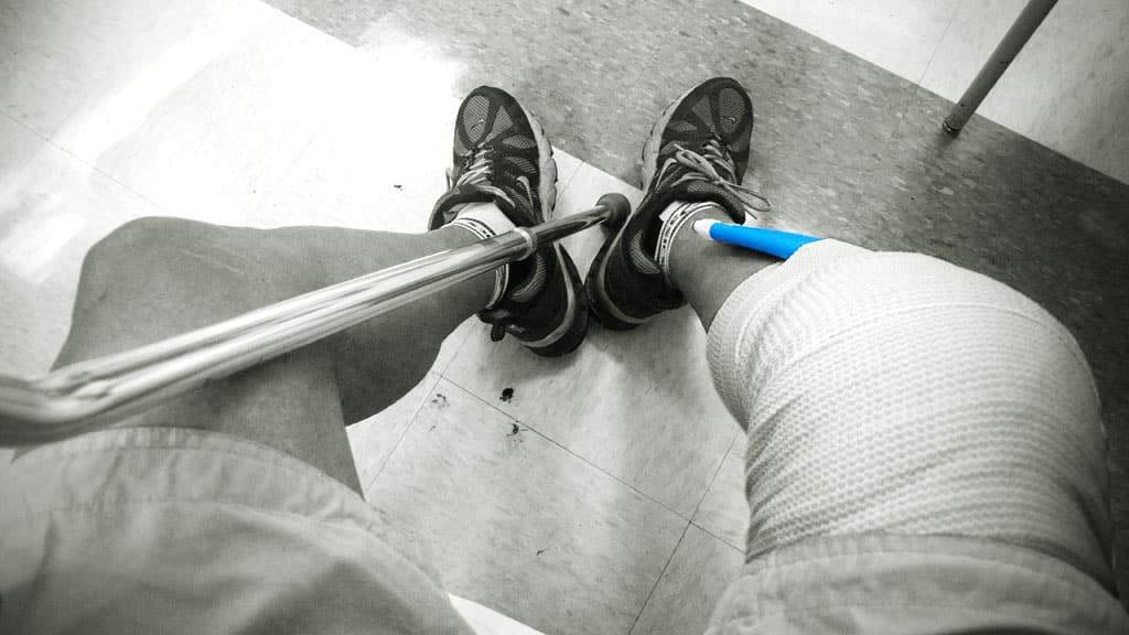 genou-operation-hopital-chirurgie