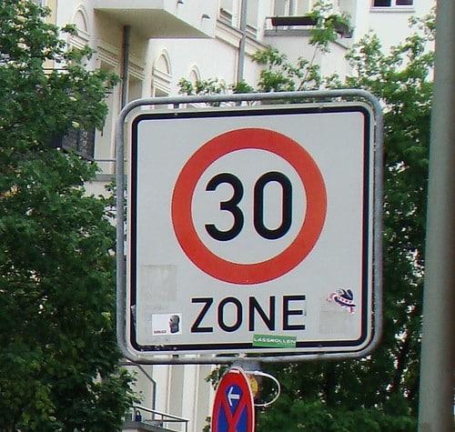Montpellier 30 km/h