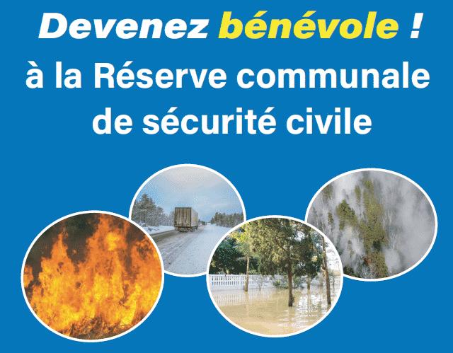 Réserve communale de sécurité civile de Narbonne recrute
