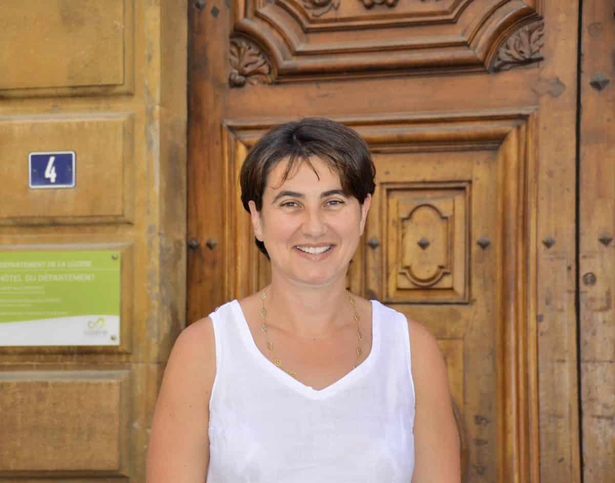 Sophie Pantel a été réélue, ce jeudi 1er juillet, présidente du Conseil départemental de Lozère, par les conseillers élus le 27 juin dernier @Lozère.fr