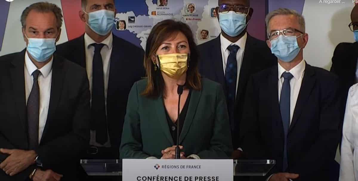 Carole delga élue présidente régions de France